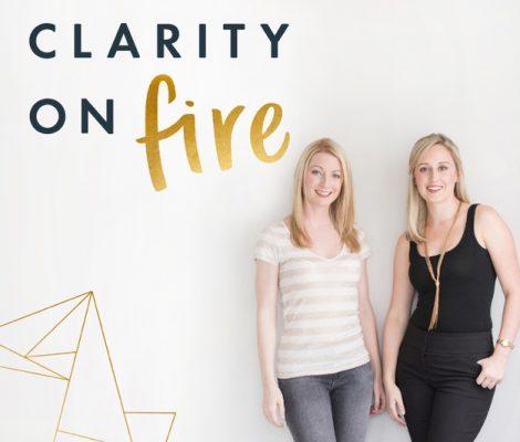 Clarify on fire