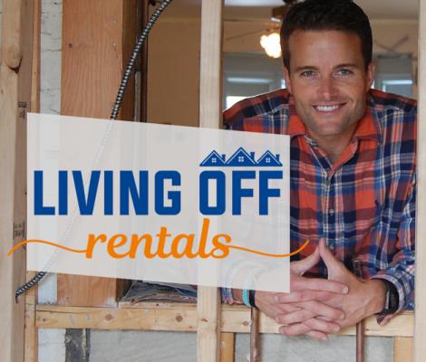Living of rentals